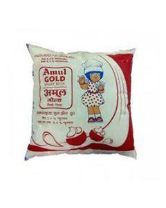 Amul Milk With Cream 500ml