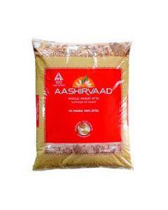Aashirvaad Whole Wheat Atta 10 Kg