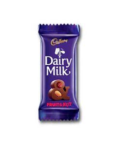 Cadbury Dairy Milk - Silk Fruit & Nut 80 gm