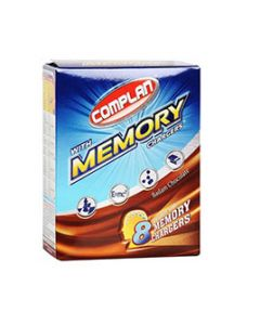 Complan Memory Chargers Refill 500 gm