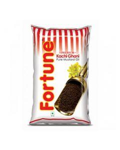 Fortune Kachi Ghani Oil 1 Lit