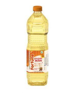 Fortune Groundnut Oil 1 Lit