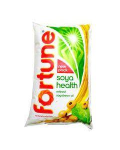 Fortune Soyabean Refined Oil 1 Lit