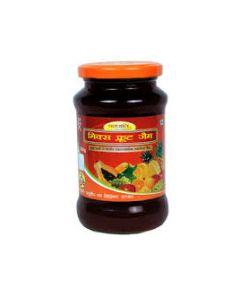 Patanjali Patanjali Mix Fruit Jam, 500g