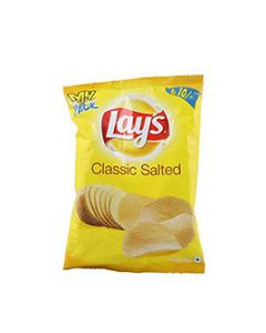 Lays Potato Chips - Classic Salted 25 gm