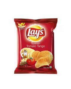 Lays Potato Chips - Spanish Tomato Tango 25 gm