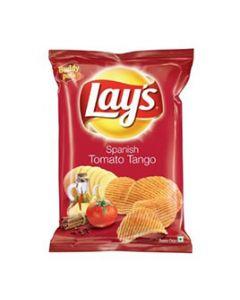 Lays Potato Chips - Spanish Tomato Tango 52 gm
