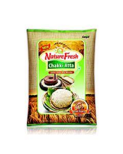 Nature Fresh Chakki Atta 10 Kg