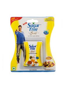 Sugarfree Natura Zero Calorie Sugar Substitute 100 Pc