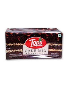 Tops Cake Mix Chocolate 250gm